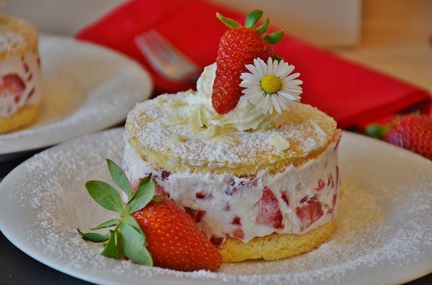 Strawberries Strawberry Shortcake Strawberry Cake