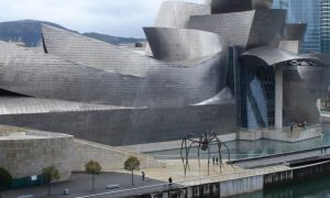 bilbao guggenhein museum spain frank gehry famous building