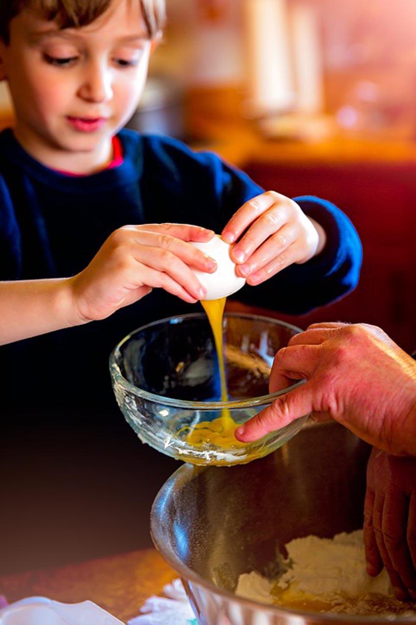 kid baker 8