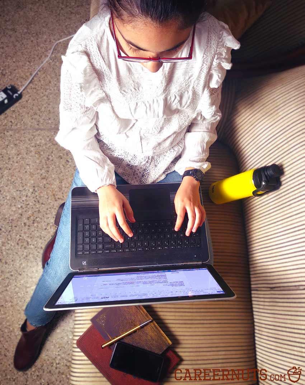 Improve Your Writing Skills prepare