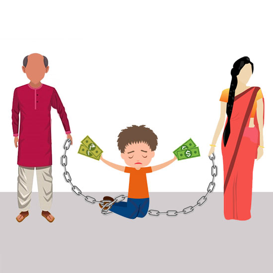 india career-choice-family decisionss counseling parents middle class